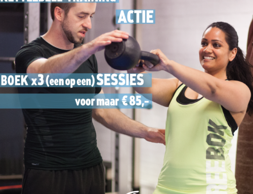 November Kettlebell Training Actie